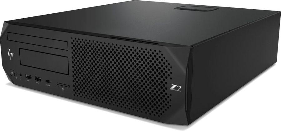 Рабочая станция  HP Z2 G4,  Intel  Core i7  8700,  DDR4 8Гб, 1000Гб,  Intel UHD Graphics 630,  DVD-RW,  CR,  Windows 10 Professional,  черный [4rw91ea]