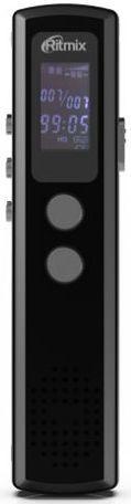 Диктофон RITMIX RR-120 4 Gb,  черный [15119853]