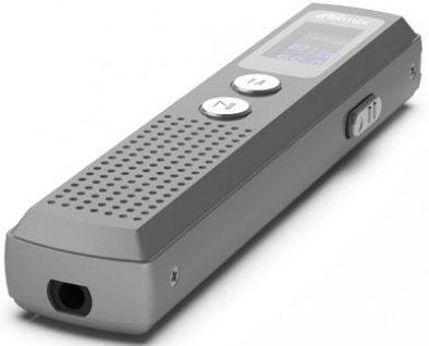 Диктофон RITMIX RR-120 4 Gb,  серебристый [15119874]