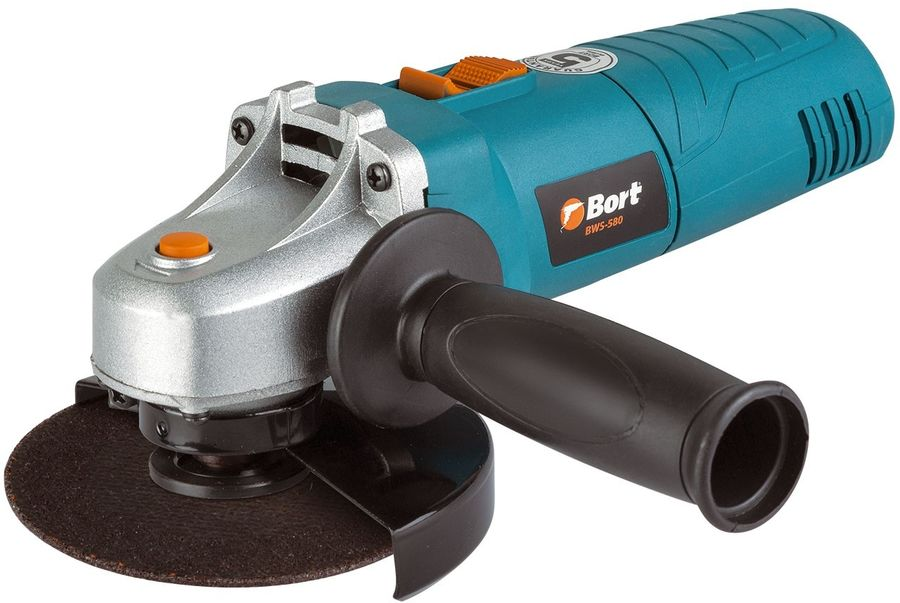 Угловая шлифмашина BORT BWS-580 [91275745]