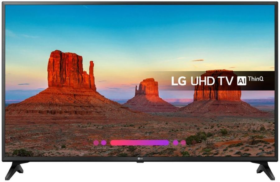 LG 55UK6200PLA LED телевизор