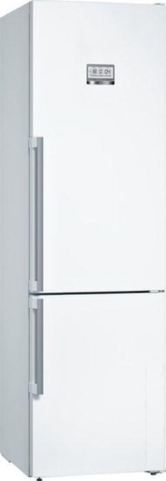 Холодильник BOSCH KGF39PW3OR,  двухкамерный, белый