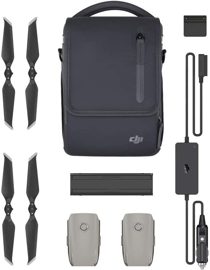 Комплект для квадрокоптера Dji Mavic 2 Fly More Kit PART1 для DJI Mavic 2 Pro/DJI Mavic 2 Zoom 3850m