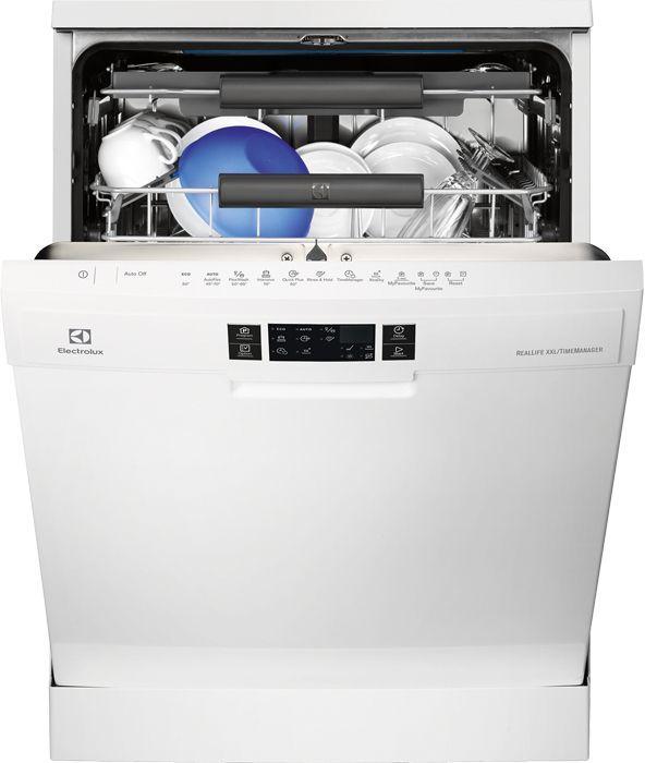 Посудомоечная машина ELECTROLUX ESF8560ROW,  полноразмерная, белая