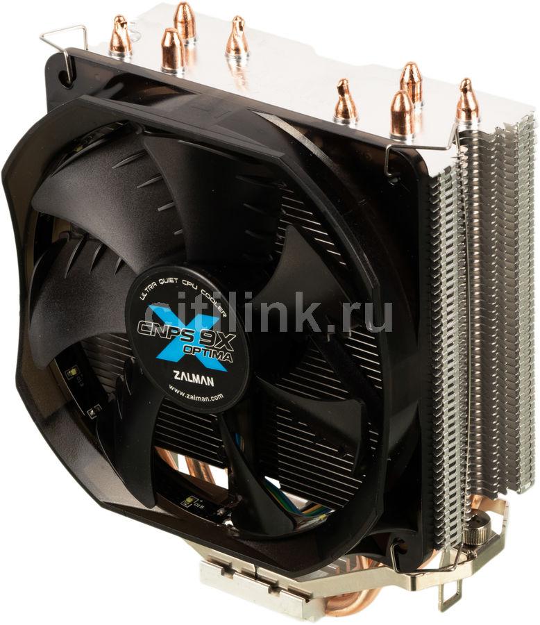 Устройство охлаждения(кулер) ZALMAN CNPS9X Optima,  120мм, Ret