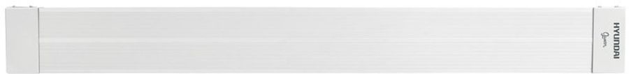 Инфракрасный обогреватель HYUNDAI H-HC2-30-UI692, 3000Вт, серый