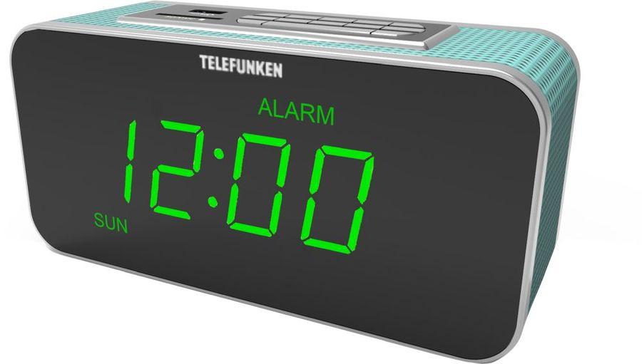 Радиоприемник TELEFUNKEN TF-1503U,  голубой