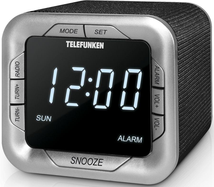 Радиоприемник TELEFUNKEN TF-1505,  черный