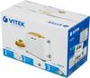 Тостер VITEK VT-1587,  белый вид 8