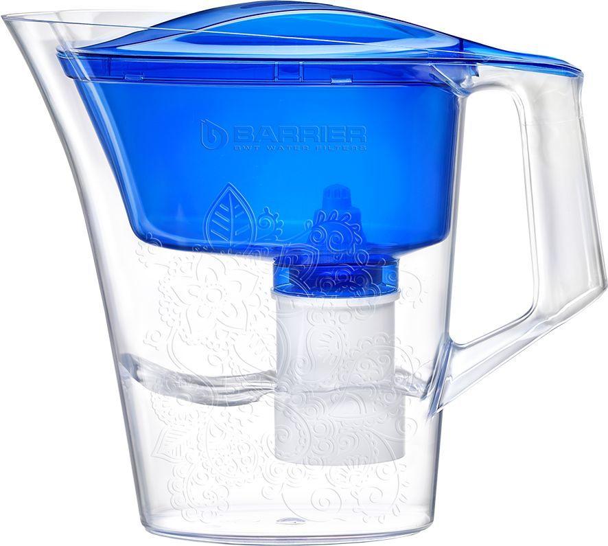 Фильтр для воды БАРЬЕР Танго,  синий,  2.5л [в291р00]