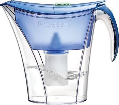 Фильтр для воды БАРЬЕР Смарт Опти-Лайт,  синий,  3.3л [в381р60]