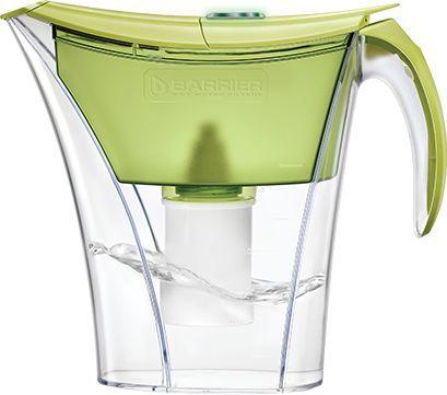 Фильтр для воды БАРЬЕР Смарт Опти-Лайт,  фисташковый,  3.3л [в38нр68]