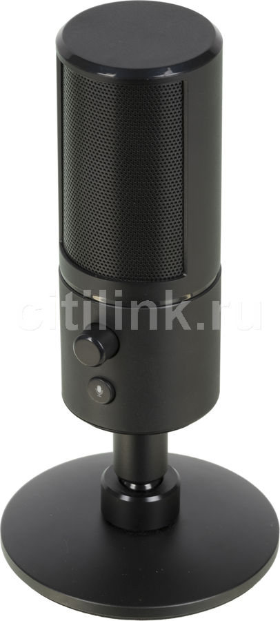 Микрофон RAZER Seiren X,  черный [rz19-02290100-r3m1]
