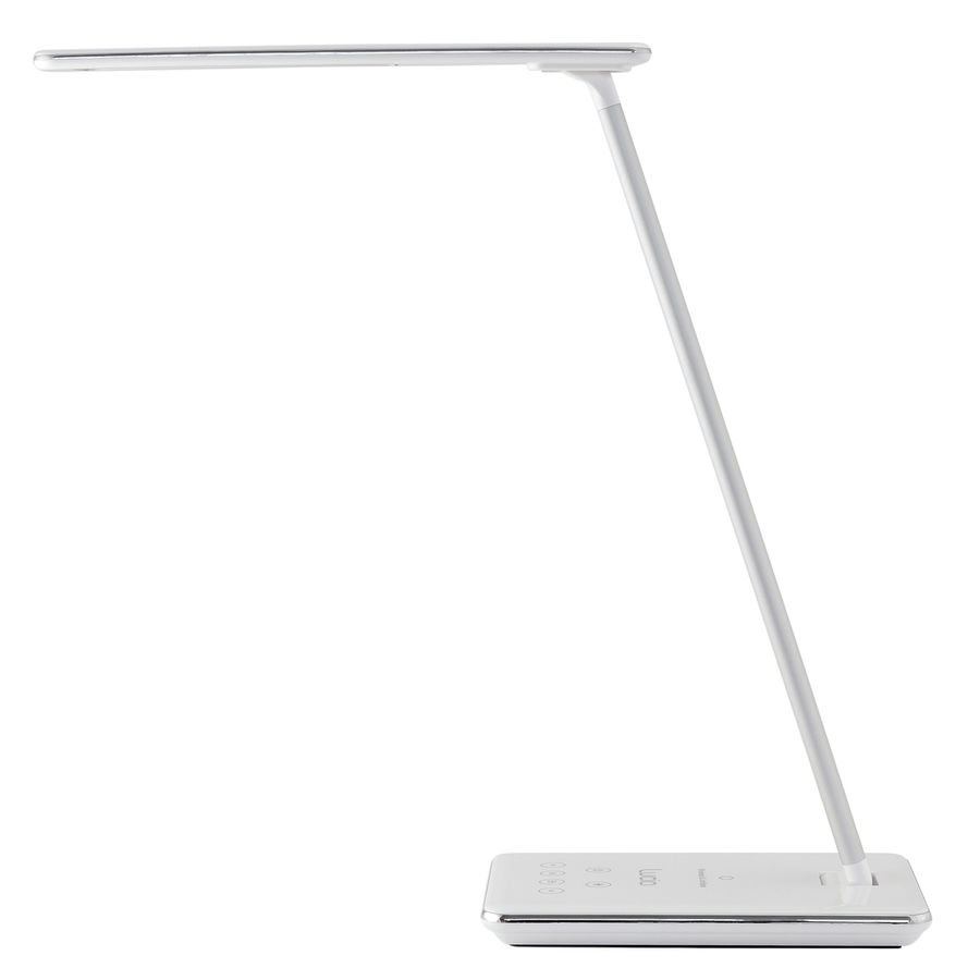 Светильник настольный LUCIA Smart на подставке,  6Вт,  белый [l620-w]