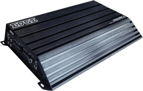 Усилитель автомобильный EDGE EDA1800.1-E8,  черный