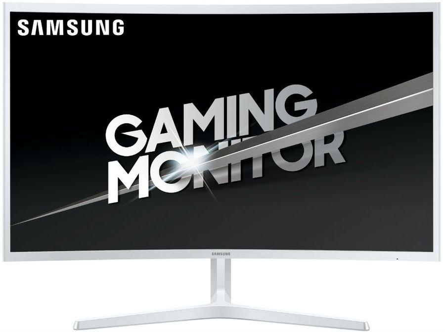 """Монитор игровой SAMSUNG C32JG51FDI 31.5"""" белый [lc32jg51fdixci]"""