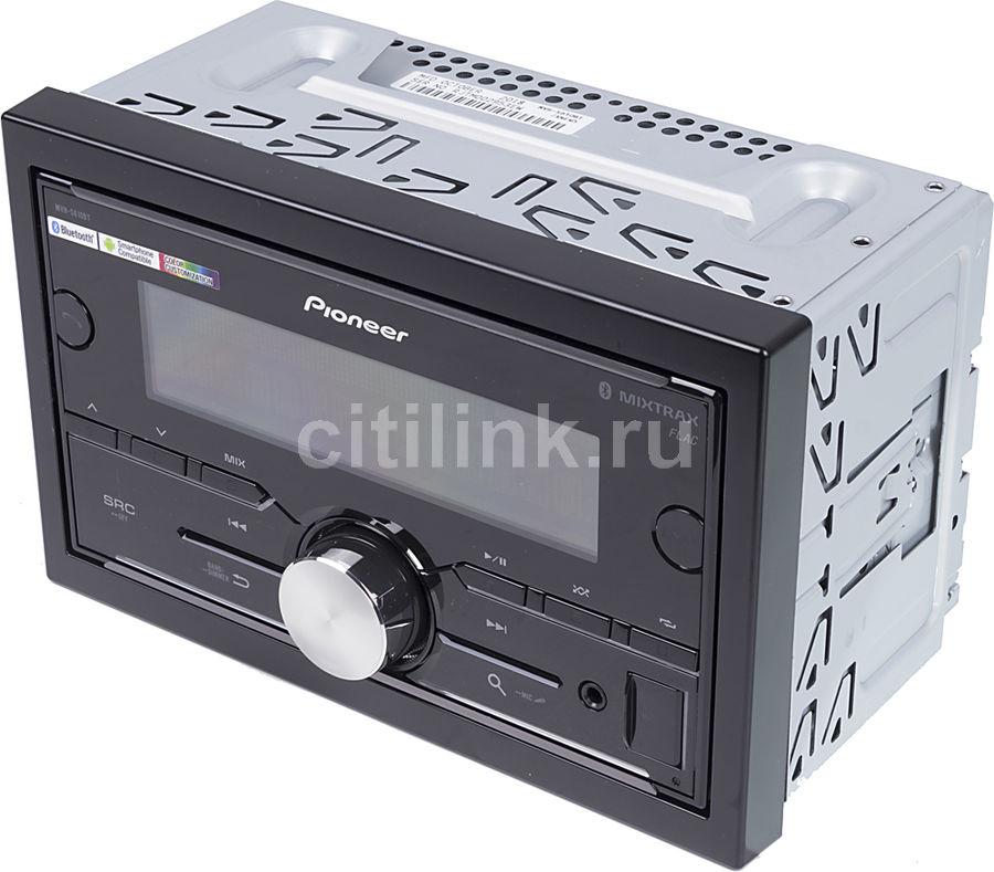 Автомагнитола PIONEER MVH-S610BT,  USB