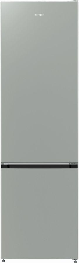 Холодильник GORENJE NRK621PS4,  двухкамерный, нержавеющая сталь