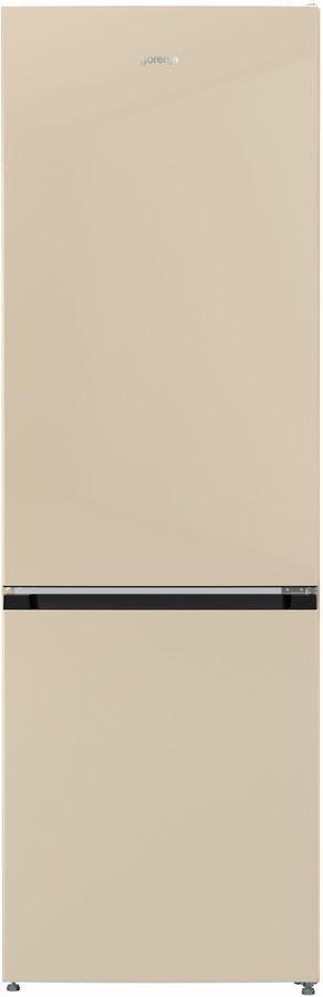 Холодильник GORENJE NRK6192CC4,  двухкамерный, бежевый