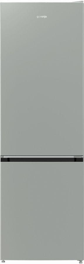 Холодильник GORENJE NRK6191GHX4,  двухкамерный, нержавеющая сталь