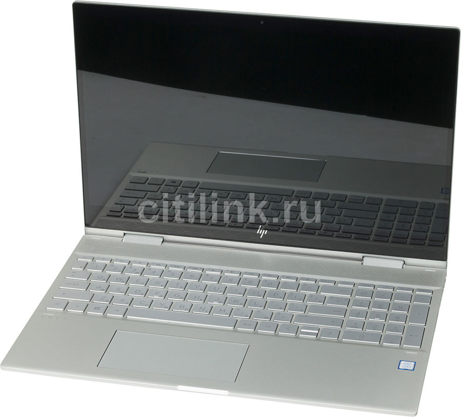 "Ноутбук-трансформер HP Envy x360 15-cn1003ur, 15.6"",  IPS, Intel  Core i5  8265U 1.6ГГц, 8Гб, 256Гб SSD,  Intel UHD Graphics  620, Windows 10, 5CR77EA,  серебристый"