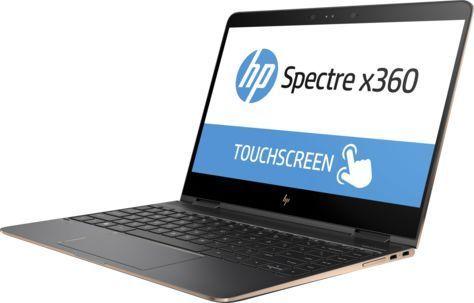 "Ультрабук-трансформер HP Spectre x360 13-ae020ur, 13.3"",  IPS, Intel  Core i7  8550U 1.8ГГц, 16Гб, 1Тб SSD,  Intel HD Graphics  620, Windows 10, 4UK17EA,  темно-серебристый"