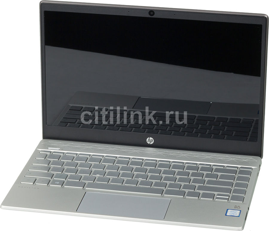 "Ноутбук HP Pavilion 13-an0064ur, 13.3"",  Intel  Core i5  8265U 1.6ГГц, 8Гб, 256Гб SSD,  Intel UHD Graphics  620, Windows 10, 5GX31EA,  серебристый"