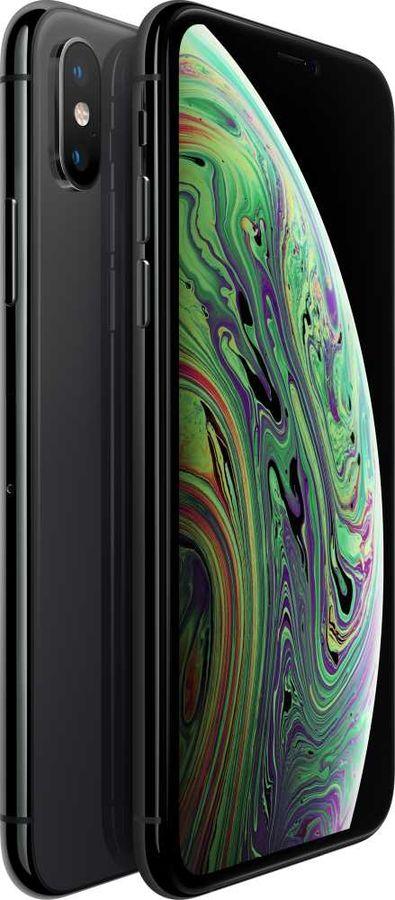 Смартфон APPLE iPhone XS 256Gb,  MT9H2RU/A,  серый космос