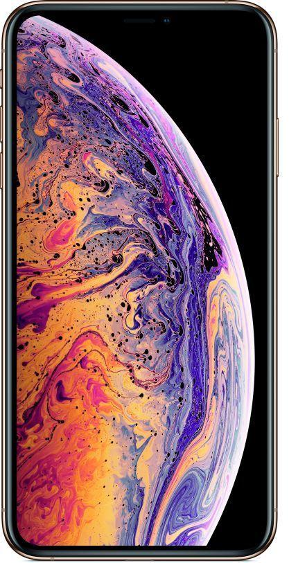 Смартфон APPLE iPhone XS MAX 256Gb,  MT552RU/A,  золотистый