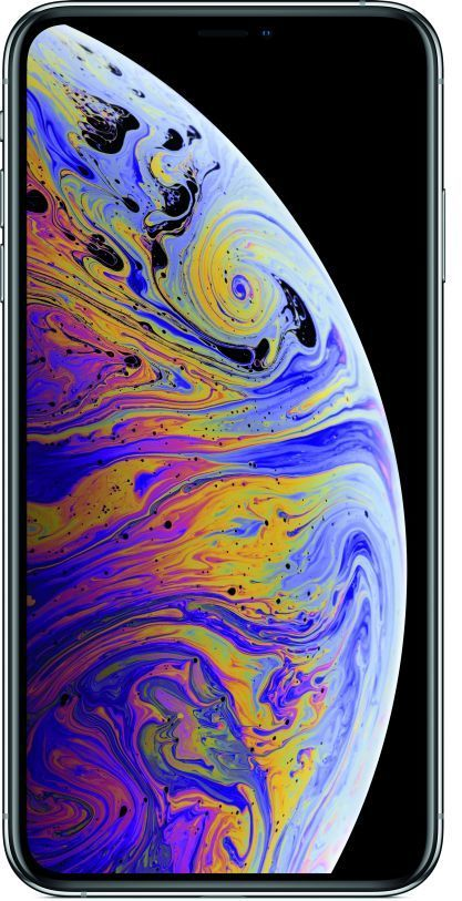 Смартфон APPLE iPhone XS MAX 512Gb,  MT572RU/A,  серебристый