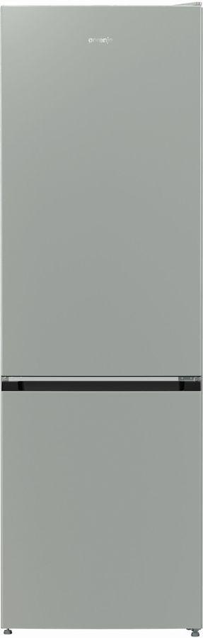 Холодильник GORENJE NRK611PS4,  двухкамерный, нержавеющая сталь