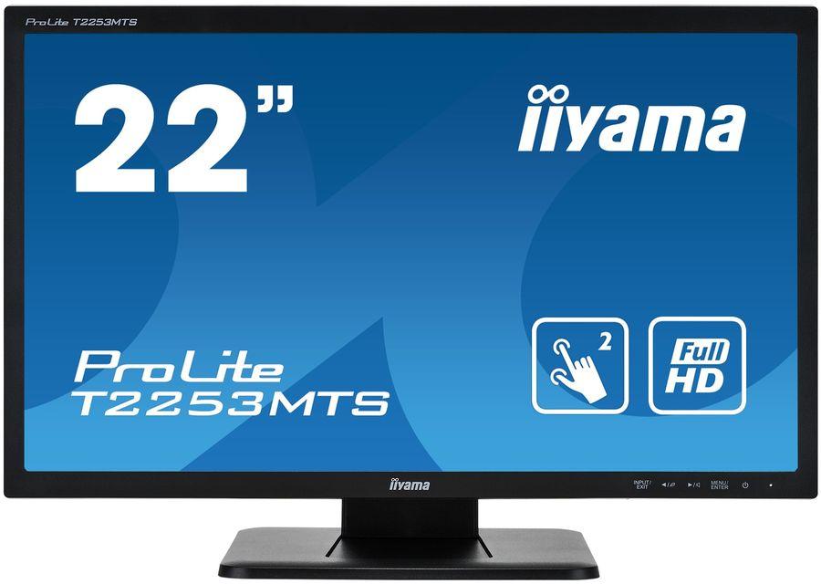"""Монитор IIYAMA ProLite T2253MTS-B1 21.5"""", черный"""