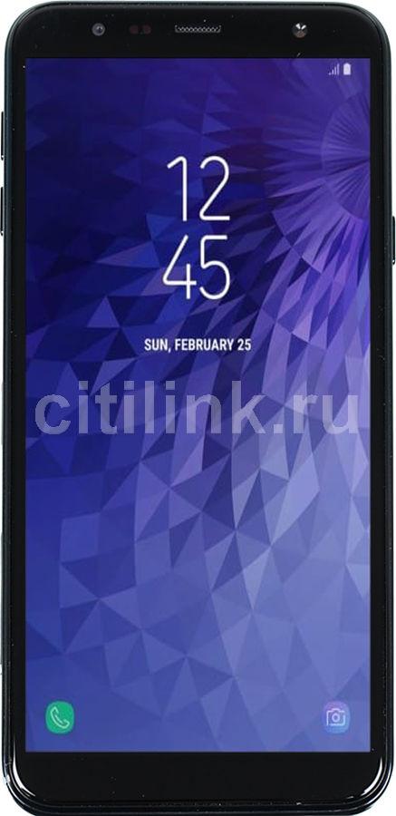 Смартфон SAMSUNG Galaxy J4+ (2018) 32Gb,  SM-J415F,  черный