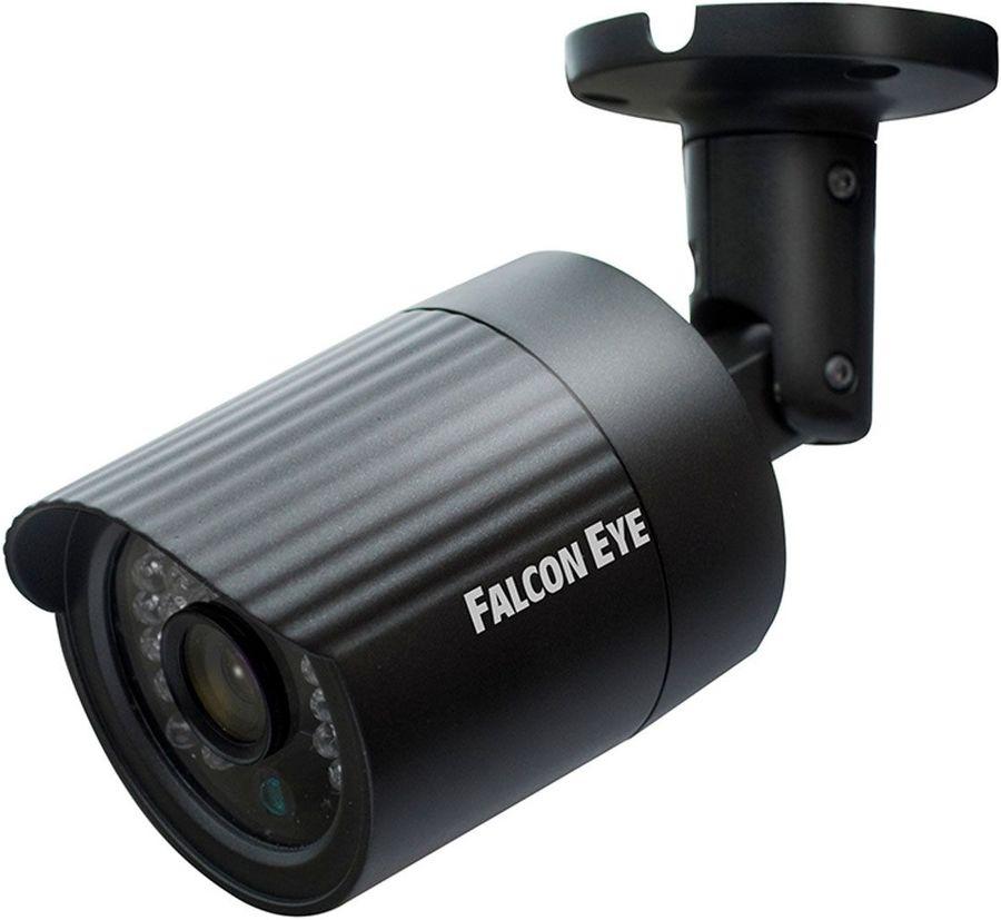Видеокамера IP FALCON EYE FE-IPC-BL200P Eco POE,  1080p,  3.6 мм,  черный