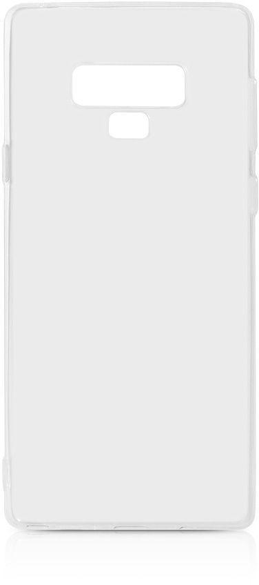 Чехол (клип-кейс) DF sCase-65, для Samsung Galaxy Note 9, прозрачный