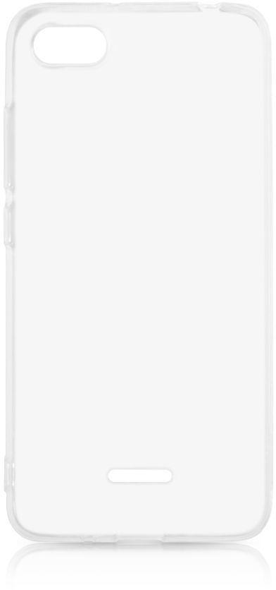 Чехол (клип-кейс) DF xiCase-33, для Xiaomi Redmi 6A, прозрачный