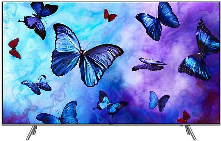 SAMSUNG QE75Q6FNAUXRU QLED-телевизор