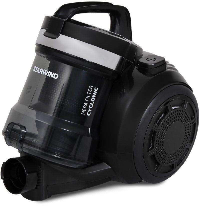 Пылесос STARWIND SCV2220, 2200Вт, черный