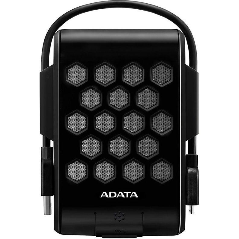 Внешний жесткий диск A-DATA DashDrive Durable HD720, 1Тб, черный [ahd720-1tu31-cbk]