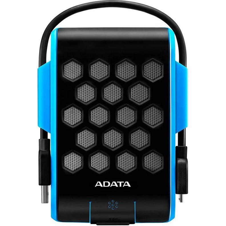 Внешний жесткий диск A-DATA DashDrive Durable HD720, 1Тб, синий [ahd720-1tu31-cbl]