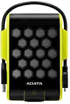 Внешний жесткий диск A-DATA DashDrive Durable HD720, 2Тб, зеленый [ahd720-2tu31-cgn]