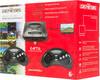 Игровая консоль SEGA Mega Drive с двумя беспроводными джойстиками и 50-ти встроенных игр,  Retro Genesis HD Ultra 2, черный
