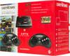 Игровая консоль SEGA Mega Drive с двумя беспроводными джойстиками и 150-ти встроенных игр,  Retro Genesis HD Ultra, черный