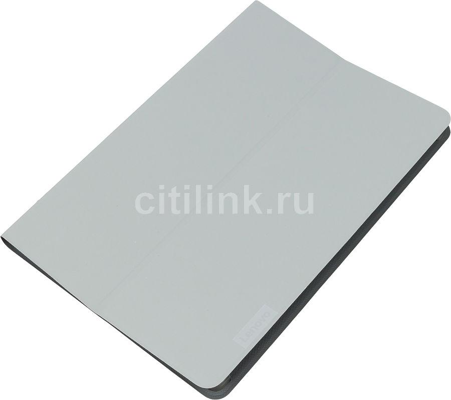 Чехол для планшета LENOVO Folio Case/Film,  серый, для  Lenovo Tab 4 10 Plus [zg38c01782]