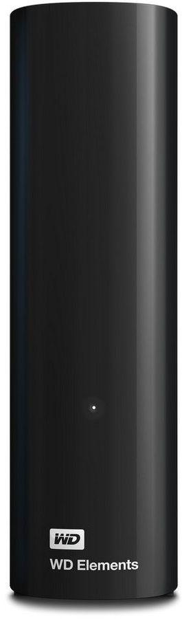 Внешний жесткий диск WD Elements Desktop WDBWLG0080HBK-EESN, 8Тб, черный