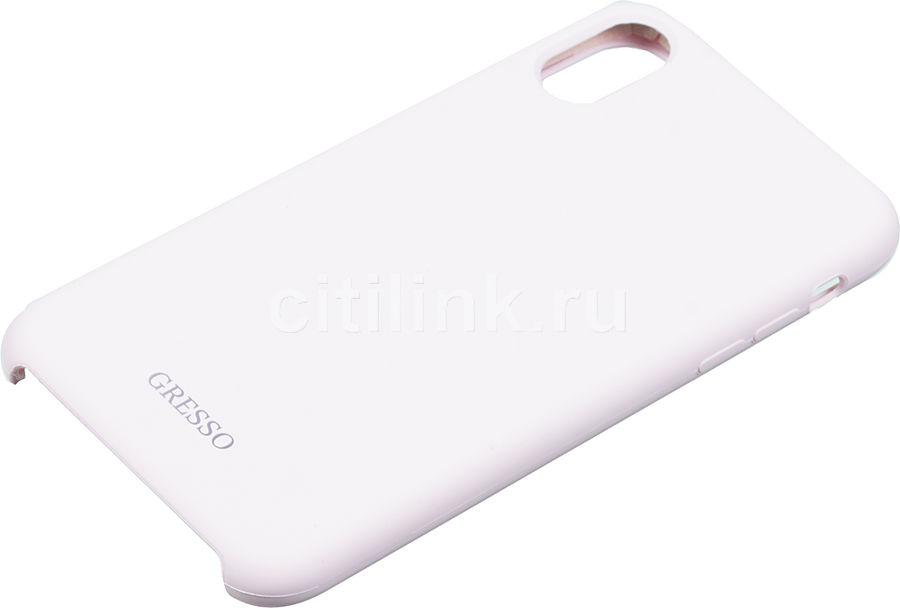 Чехол (клип-кейс)  Gresso Smart, для Apple iPhone XR, лаванда [gr17smt031]