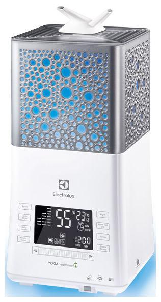 Увлажнитель воздуха ELECTROLUX EHU 3815D+IQ-модуль Smart Eye EHU/SM-15,  белый