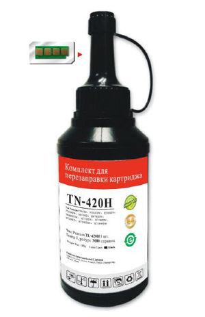Тонер PANTUM TN-420H,  для Series P3010/M6700/M6800/P3300/M7100/M7200/P3300/M7100/M7300,  черный, флакон