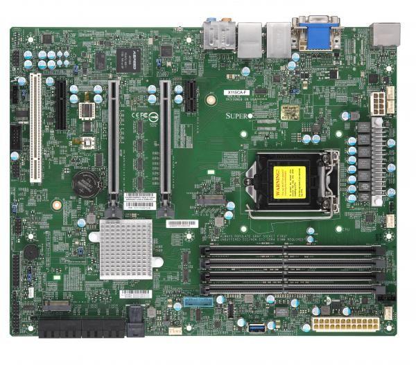 Серверная материнская плата SUPERMICRO MBD-X11SCA-F-O,  Ret