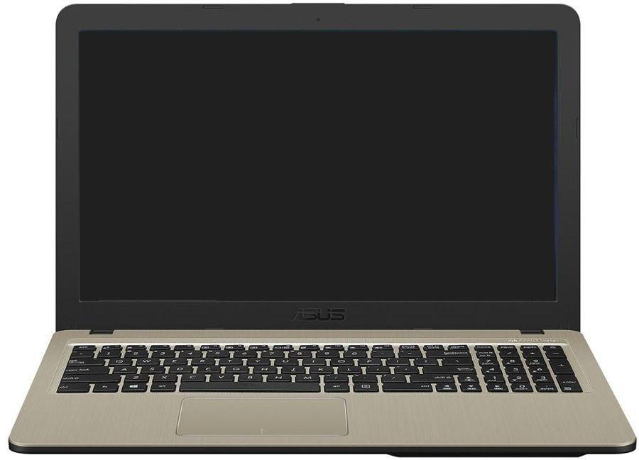 "Ноутбук ASUS VivoBook A540MA-DM329, 15.6"",  Intel  Pentium Silver  N5000 1.1ГГц, 8Гб, 1000Гб,  Intel UHD Graphics  605, Endless, 90NB0IR1-M05190,  черный"